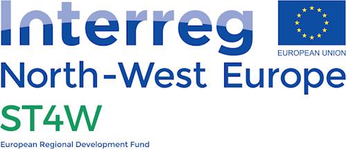 Logo interreg - st4w